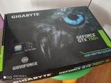 Gigabyte Geforce GTX 750 TI - foto