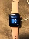 apple watch serie 4  44 mm rosa - foto