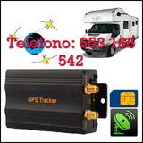 8Ti1Zc Localizador GPS coches - foto