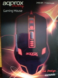 Mouse aprox gaming 7 colores leds - foto