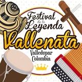 Festival vallenato (espaÑa) - foto