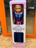 Muñeca princesa 105cm articulada (Falca) - foto