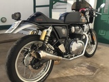 ROYAL ENFIELD - CONTINENTAL GT 650 - foto