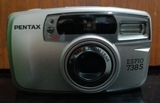 CÁmara de fotos marca pentax espio 738s. - foto