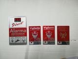 placas de alarma - foto