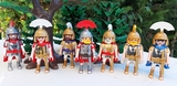 Romanos de playmobil - foto