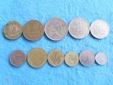 Francia, Lote de monedas V República - foto