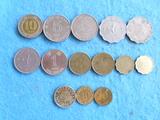Hong Kong, Gran lote de monedas - foto