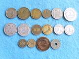 Francia, Lote de monedas IV Republica - foto
