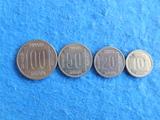 Yugoslavia, Lote de monedas serie 1988 - foto