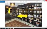 Se vende mostrador madera y cristal - foto