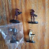 4 miniaturas Star Wars miniatura - foto