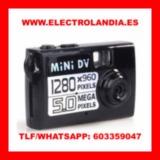 AYNG  Mini DV Camara Espia HD - foto