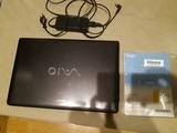 ordenador portatil Sony Vaio - foto