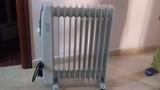 calefacción Radiador electrónico Aceite - foto