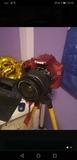 Cámara reflex canon - foto