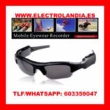 ibZE  Gafas de Sol Camara Espia HD - foto