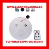 zS  Detector de Humo Camara Espia HD - foto