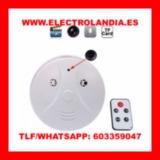 N  Detector de Humo Camara Espia HD - foto