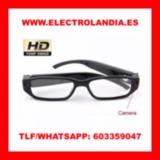 Rxad  Gafas de Vista Camara Espia HD - foto