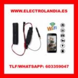 jhy  Modulo Micro Camara Espia HD Wifi - foto