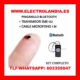 8xHE  Auricular con Transmisor Bluetooth - foto