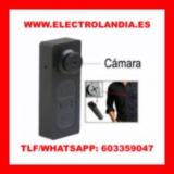 ZY  Boton Camara Espia HD - foto