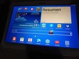 Tableta Samsung de 10 pulgadas - foto
