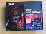 Placa base asus b150 pro gaming/aura - foto