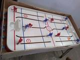 Juego antiguo hockey perma - foto
