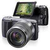 Sony NEX-C3 16.2mp HD 1080 (como nueva) - foto