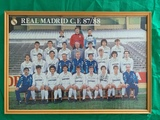póster Del Real Madrid firmado - foto