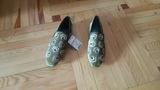 Vendo Zapatos Tercio pelo verde nuevo.38 - foto