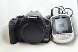 Camara reflex Canon 450D XSi cuerpo - foto