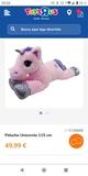 Unicornio gigante nuevo.Regalo perfecto - foto