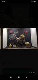 bicicleta de adorno. - foto