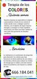 Terapia del color - foto