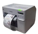Impresora de etiquetas Epson - foto