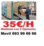Camion con 2 Operarios 35 /Hora LLamaya - foto