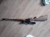 Rifle Baikal 222 - foto