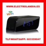FRd  Despertador Espia HD Vision Nocturn - foto