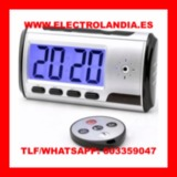 6  Despertador Camara Espia HD - foto