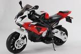 Moto BMW batería - foto