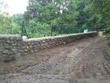 Muros en canteria, Talas, Desbrozes, - foto