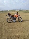 KTM - 600GS - foto
