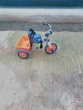 Triciclo  con volquete - foto