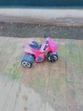 Triciclo con batería - foto