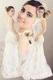 Diseño y Confección de vestidos de novia - foto