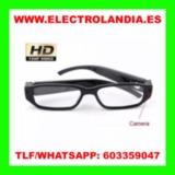cst  Gafas de Vista Camara Espia HD - foto