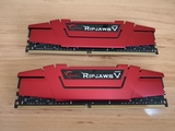G.Skill Ripjaws V Red DDR4 3000Mhz 16GB - foto